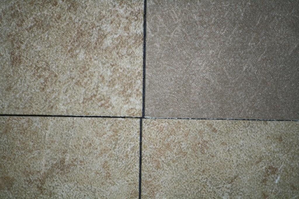 True or false tile run off means floor tiles not square for What does flooring mean