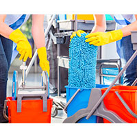 Two mop buckets are better than one. Here's why…