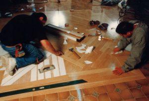installing-show-floor