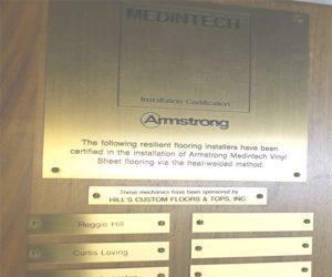 Armstrong-Medintech-Certified-Installers