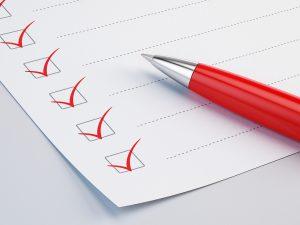 flooring pre-installation checklist